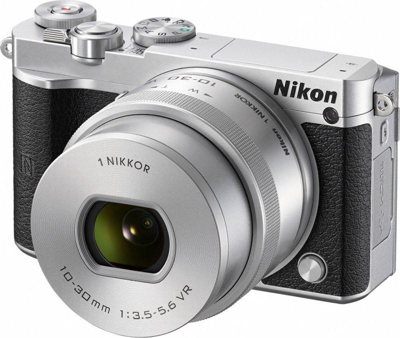 Nikon 1 J5 標準パワーズームレンズキット