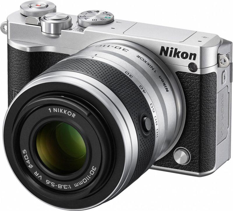Nikon 1 J5 ダブルズームレンズキット