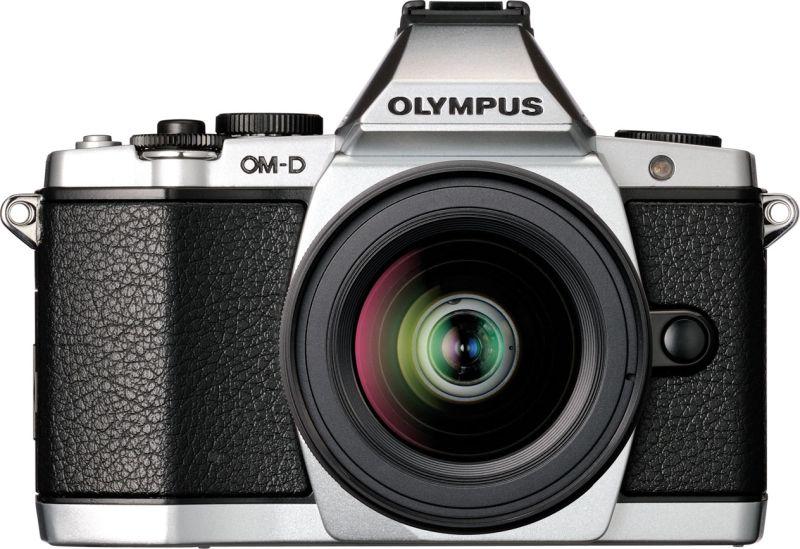 OLYMPUS OM-D E-M5 レンズキット