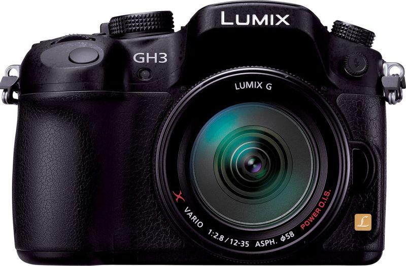 LUMIX DMC-GH3A 標準ズームレンズキット