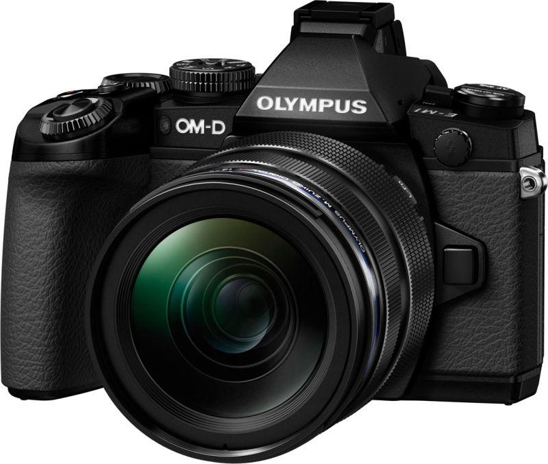 OLYMPUS OM-D E-M1 12-40mm F2.8 レンズキット