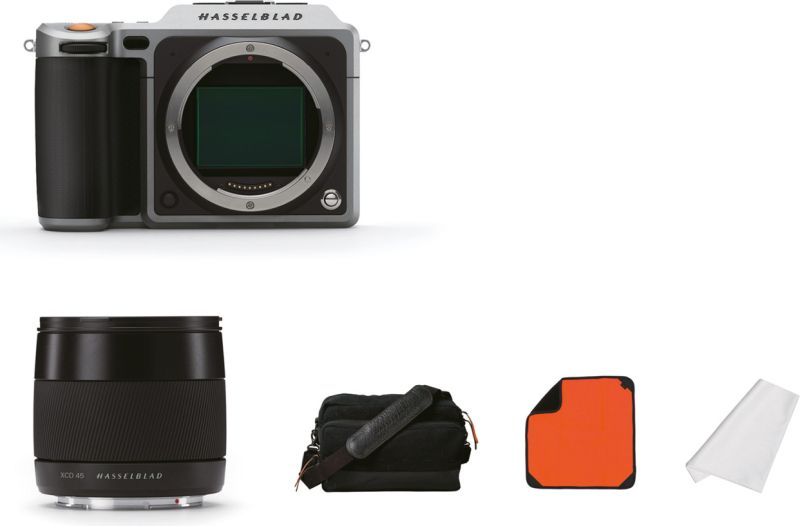 Hasselblad X1D(Silver)