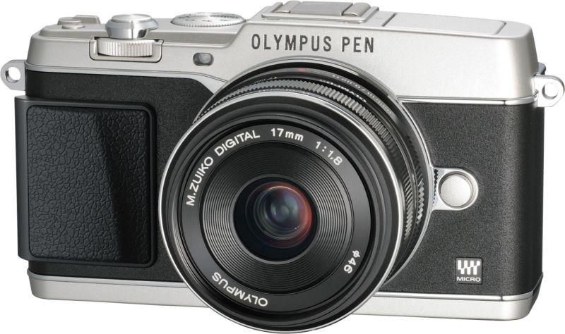OLYMPUS PEN E-P5 17mm F1.8レンズキット