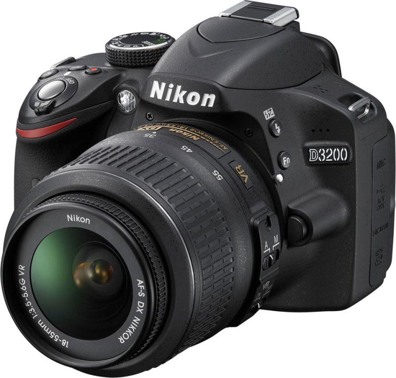 Nikon D3200 18-55 VR レンズキット