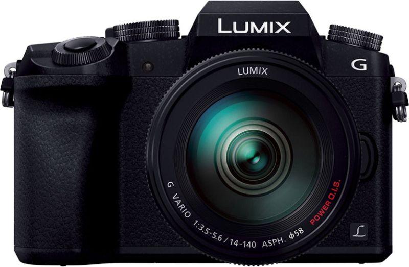 LUMIX DMC-G7H 高倍率ズームレンズキット
