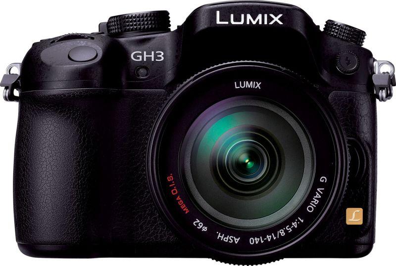 LUMIX DMC-GH3H 標準ズームレンズキット