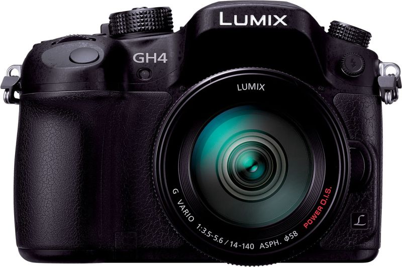 LUMIX DMC-GH4H 高倍率ズームレンズキット
