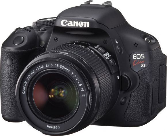 EOS Kiss X5 EF-S18-55 IS II レンズキット