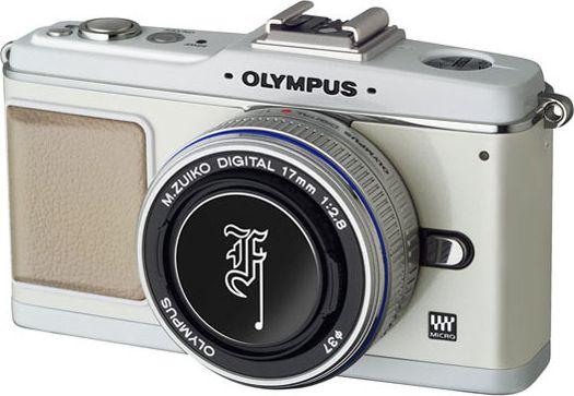 OLYMPUS・ペン E-P2 プレミアムキット