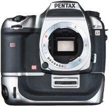 PENTAX K20D チタンカラープレミアムキット ボディ