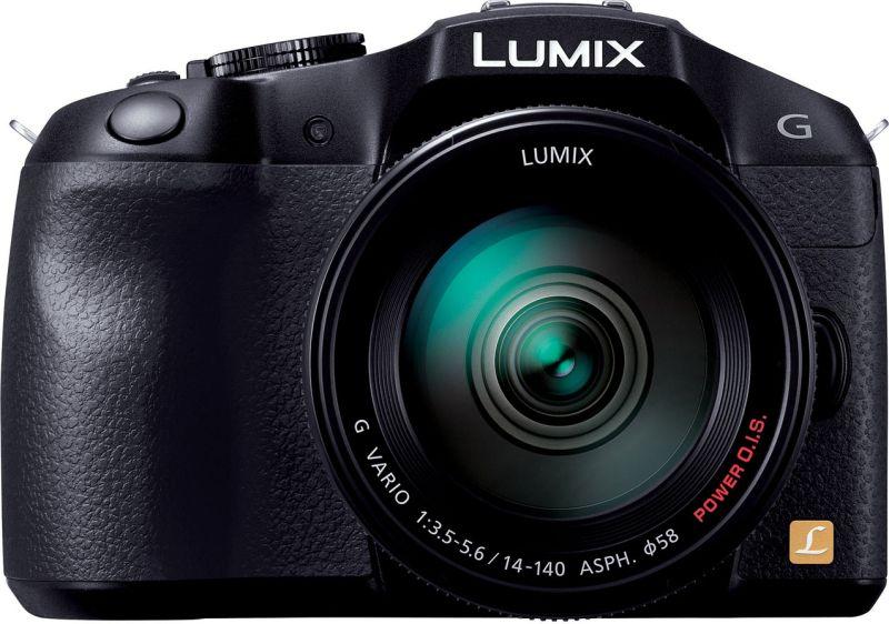 LUMIX DMC-G6H 標準ズームレンズキット