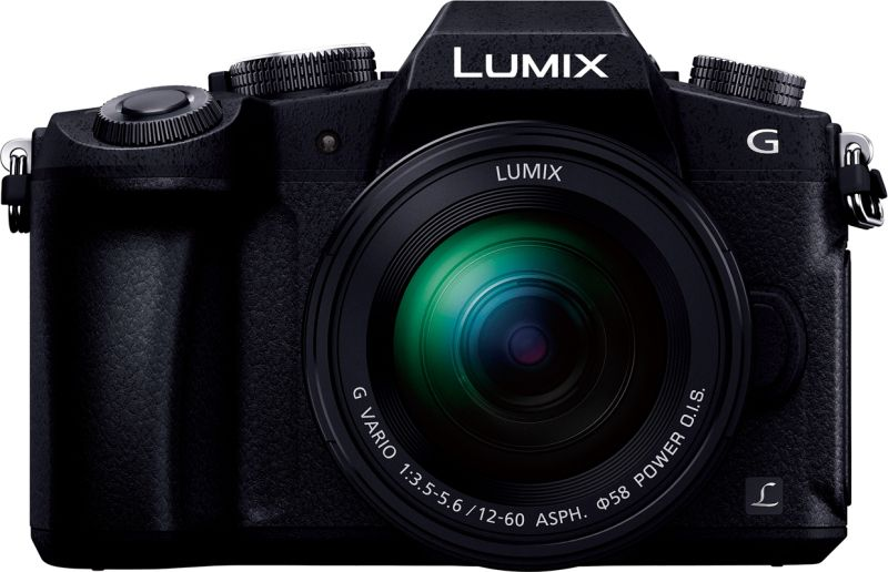 LUMIX DMC-G8M
