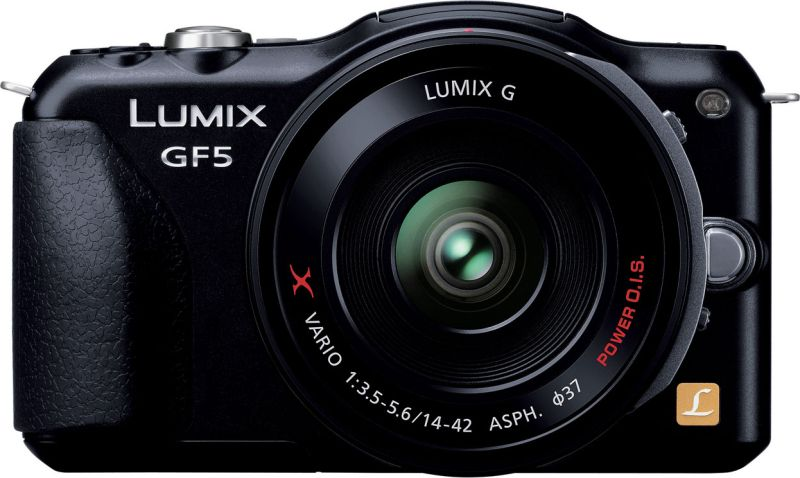 LUMIX DMC-GF5X 電動ズームレンズキット
