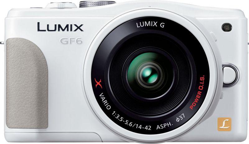 LUMIX DMC-GF6X 電動ズームレンズキット