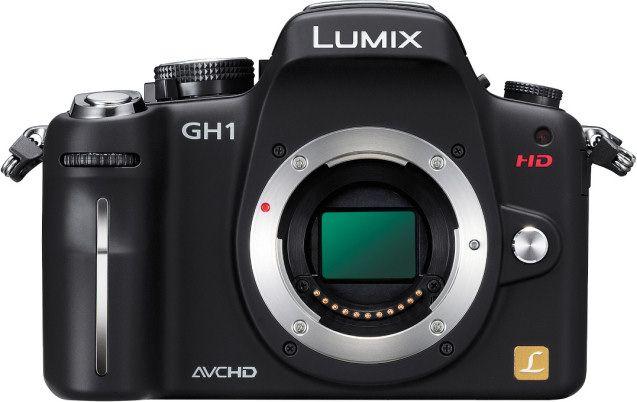 LUMIX DMC-GH1 ボディ
