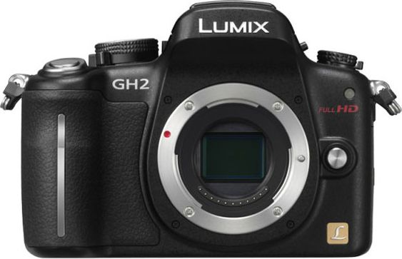 LUMIX DMC-GH2