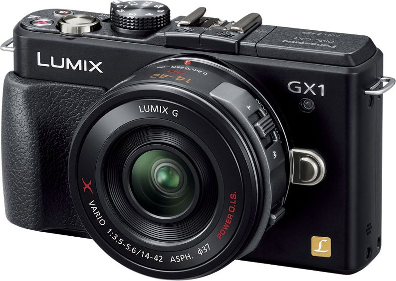 LUMIX DMC-GX1X レンズキット