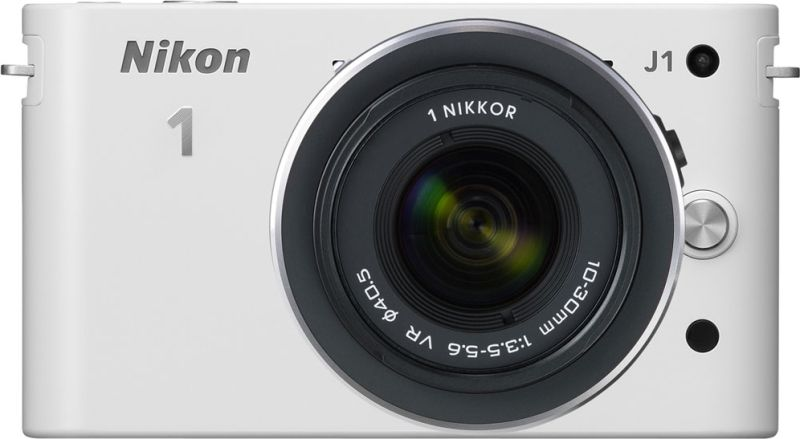 Nikon 1 J1 標準ズームレンズキット