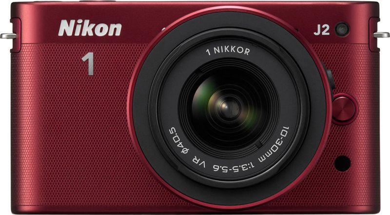 Nikon 1 J2 ダブルズームキット