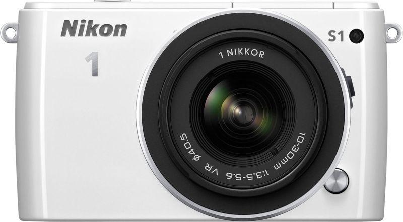 Nikon 1 S1 ダブルズームキット
