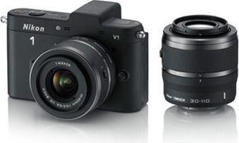 Nikon 1 V1 ダブルズームキット