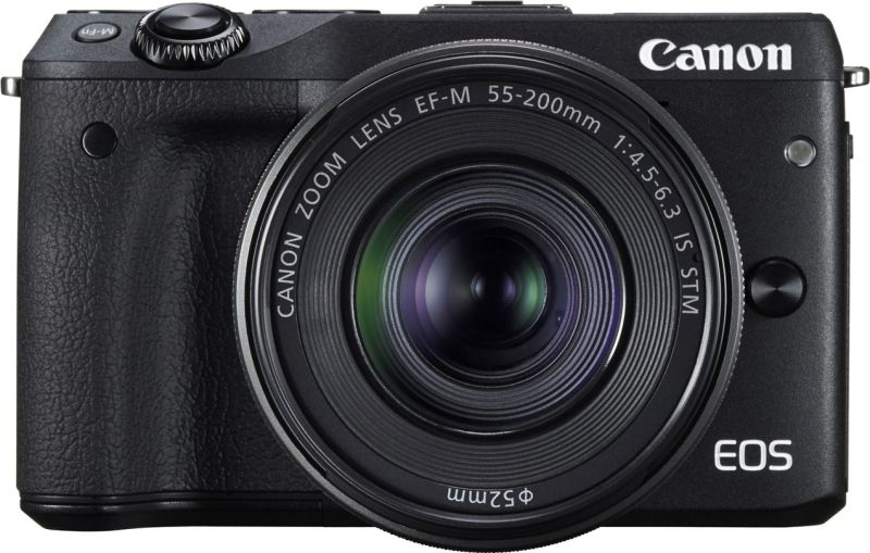 EOS M3 ダブルズーム EVFキット