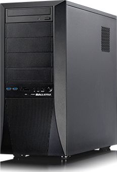 GALLERIA AG Ryzen7 2700 RTX2080 K/08365-10a