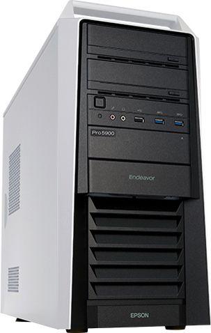 Endeavor Pro5900 3DCG制作Select