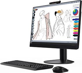 ThinkCentre M920z All-In-One 10S6CTO1WW スタンダード