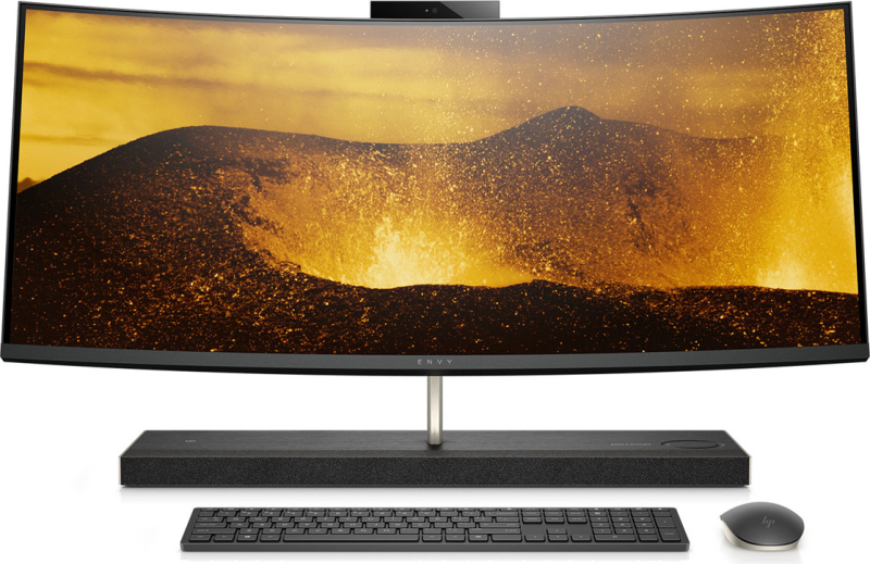 ENVY Curved All-in-One 34-b170jp パフォーマンスモデル