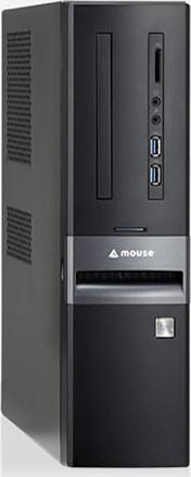 LUV MACHINES Slim ARS310E2N-KK AMD Athlon