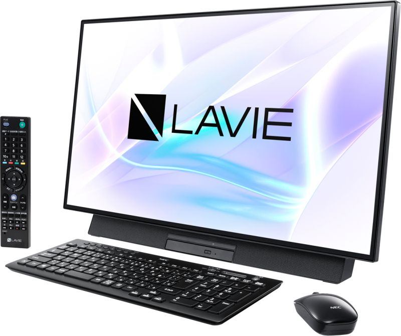 LAVIE Desk All-in-one DA970/MAB PC-DA970MAB