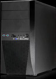 GALLERIA RF5 Ryzen 5 3600/RTX2070 K/08813-10a