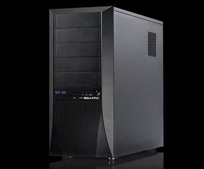 GALLERIA AV Ryzen 7 3700X/RTX2060 K/08807-10a