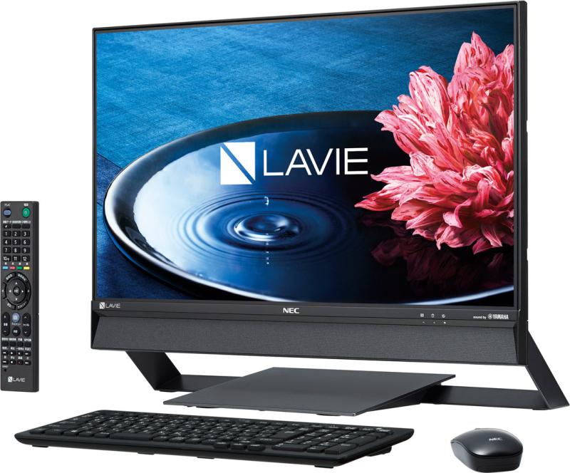 LAVIE Desk All-in-one DA970/EAB PC-DA970EAB