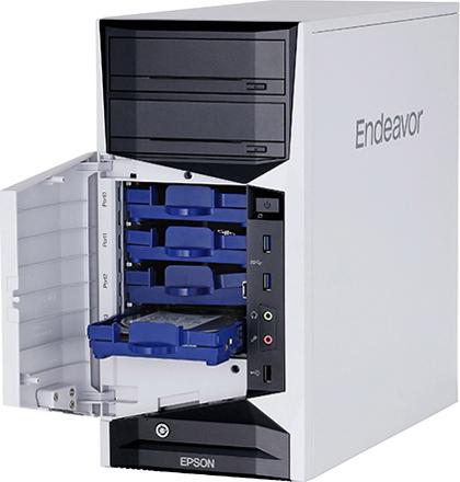 Endeavor MR8200 フロントアクセス対応モデル