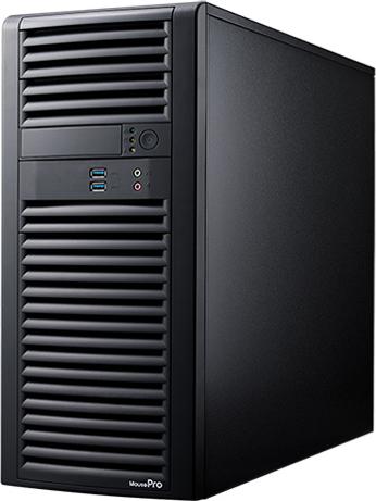 MousePro-W995DGTIT-M23 Xeon Silver 4110×2基 NVMe TITAN RTX