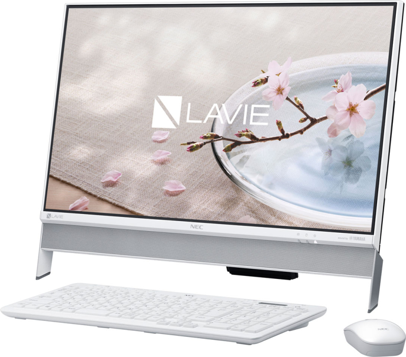 LAVIE Desk All-in-one DA350/DAW PC-DA350DAW