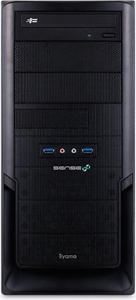 SENSE-R0X5-R73X-INT-DAC Ryzen 7 3700X/GT1030/850W