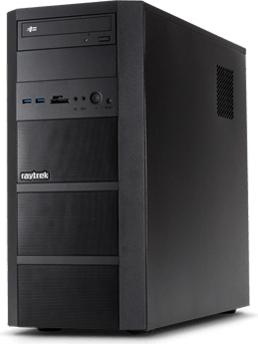 raytrek AXGF Ryzen 9 3900X/RTX2070 SUPER/NVMe DVD K/08819-10d