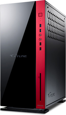 G-Tune XP-A Ryzen 7 3800XT/RTX3090 NVMe