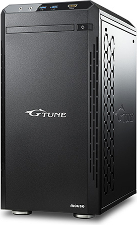 G-Tune XM-Z RTX3070 NVMe