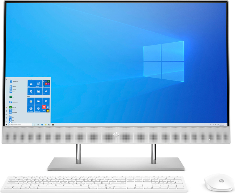HP All-in-One 27-dp0119jp パフォーマンスモデル S2