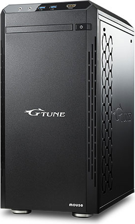 G-Tune PM-A-1050 Ryzen 5 3600 NVMe