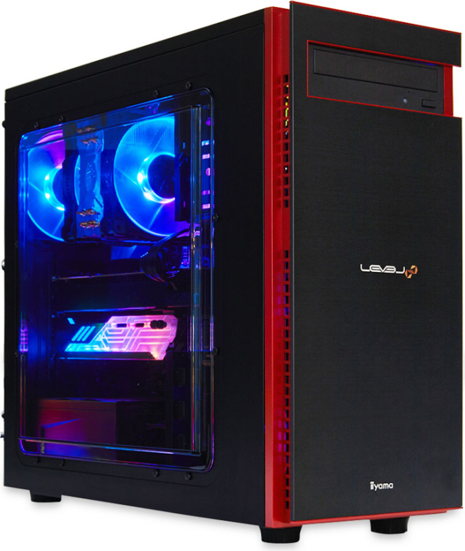 LEVEL-R05A-iX4-RBX RTX 3060/700W