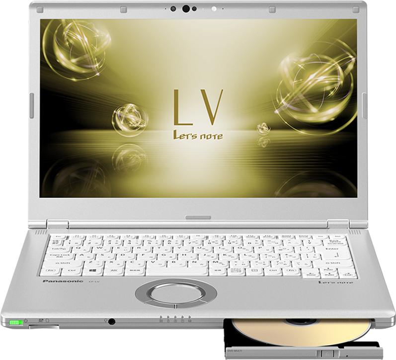 Let's note LV7 CF-LV7RDAVS