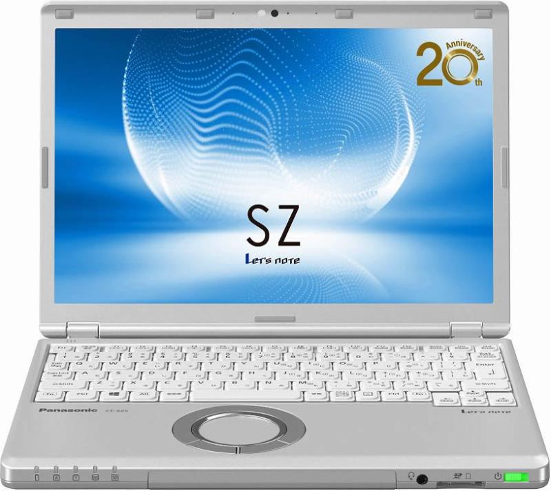 Let's note SZ5 CF-SZ5VDBVS