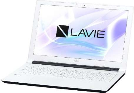 LAVIE Note Standard NS100/H1W-P4