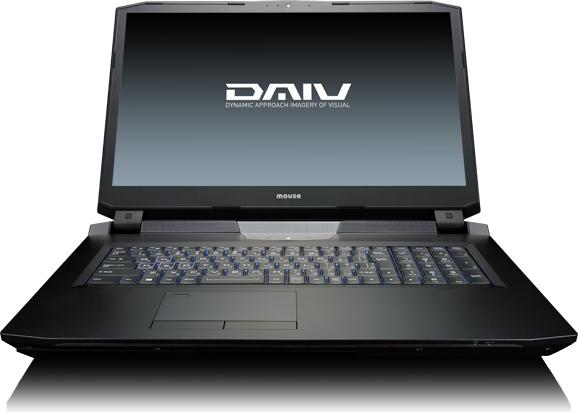 DAIV-NG7620U3-M2SS ×2×2