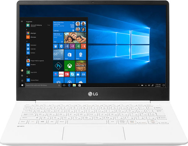 LG gram 13Z980-MR33J